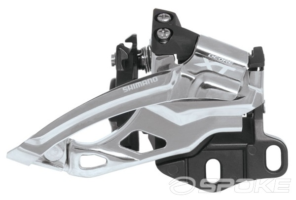 NEW Shimano XT FD-M785-E2 Front Derailleur 2x10 Speed Dual Pull E2 Direct Mount