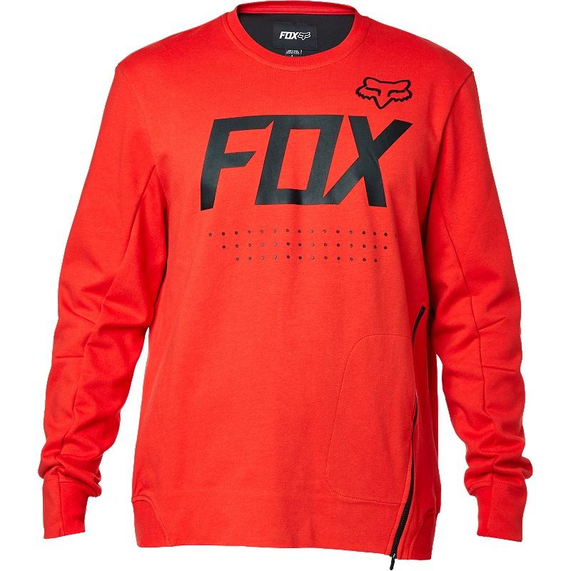 af7699ae7cbd Fox Brawled Tech Crew Fleece