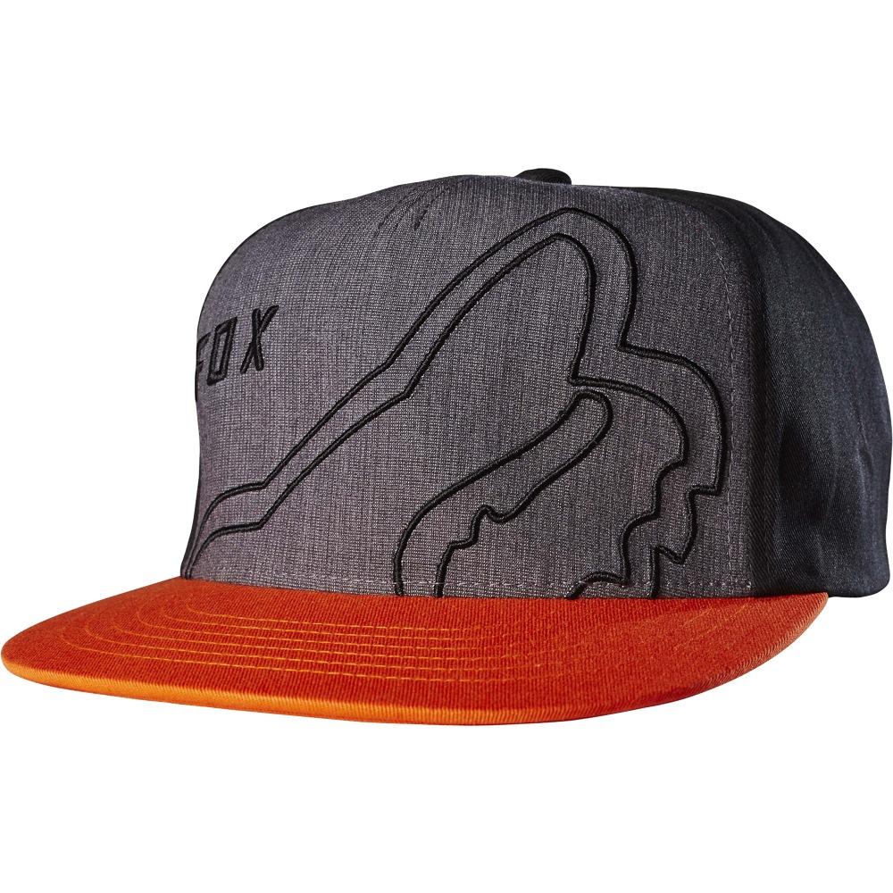 Fox Ambush Snapback Hat (black) 38d64057a9