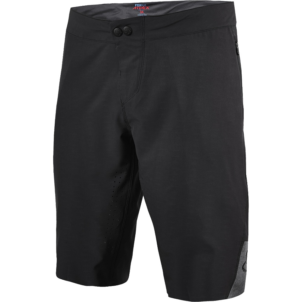 Fox Attack Short (black) b229ff69e6