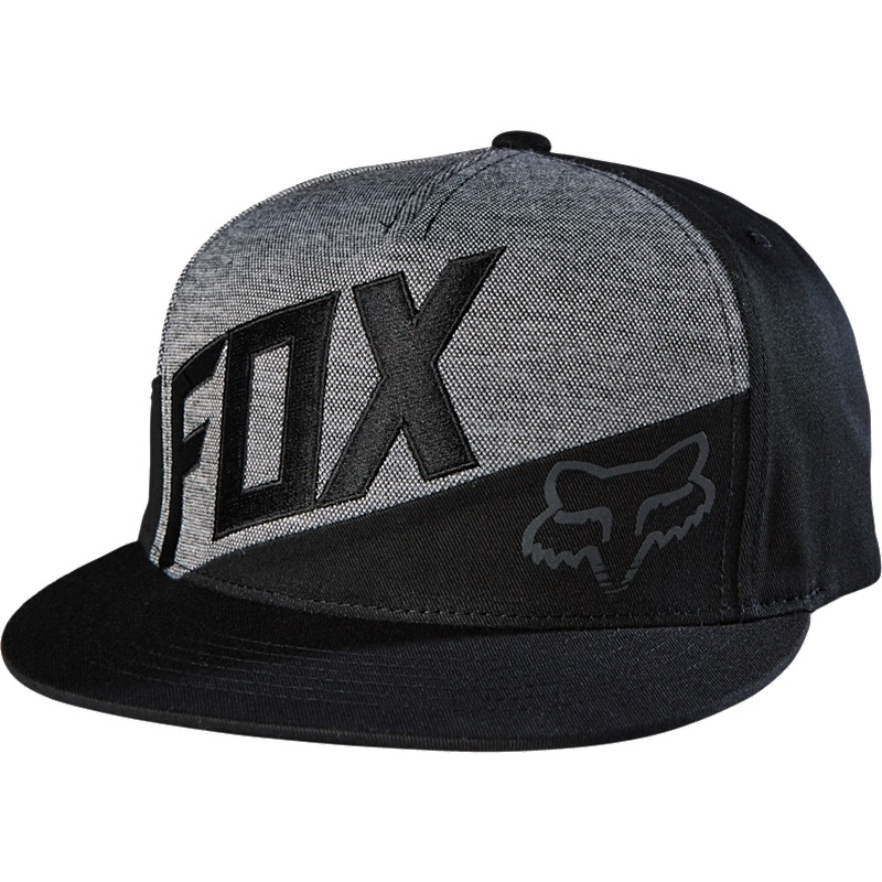 Fox Conjunction Snapback Hat 93efbc9f4a2