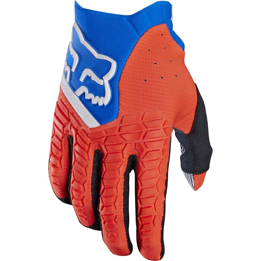 Fox Pawtector Race MX17 Glove (orange) 324efdabd3