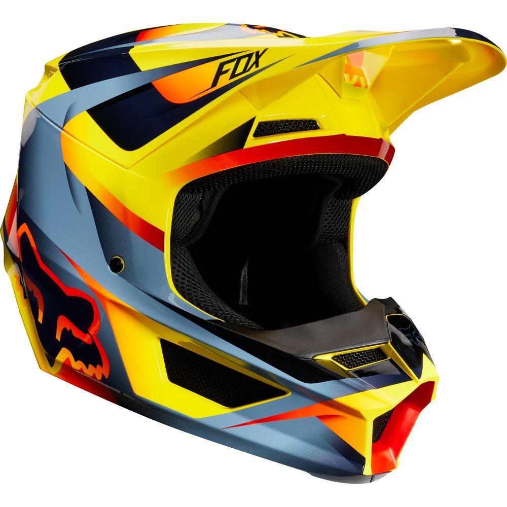 8b3e650a877 Fox V1 Motif MX19 Helmet