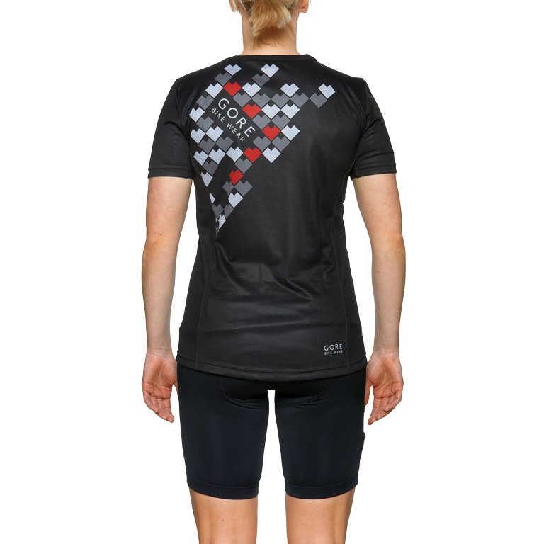 Gore Element Lady Digi Heart Shirt c971b48a9