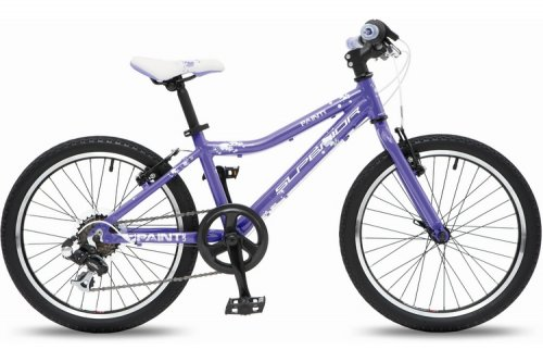 "2014 Superior XC 20"" Paint Purple Milka"