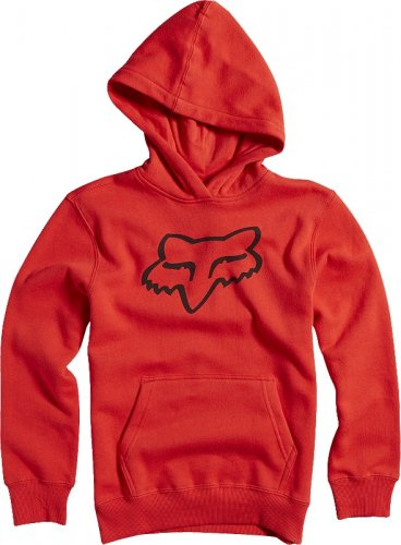 Fox Youth Legacy Pullover Fleece