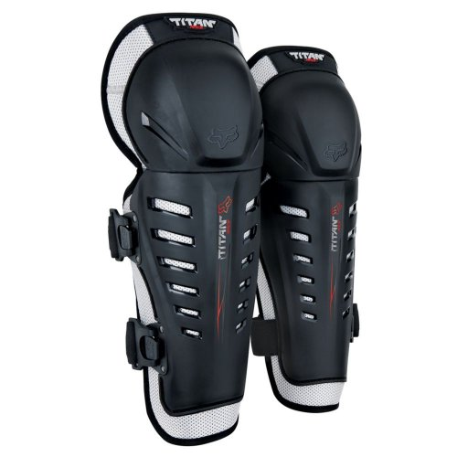 Fox Youth Titan Race Knee/Shin Guards