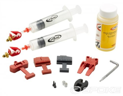 Avid Bleed Kit DOT 5.1