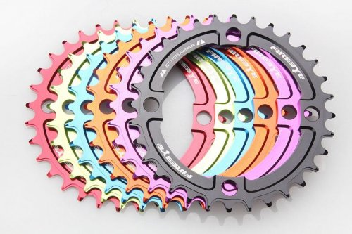 FireEye Narrow/Wide Chainring