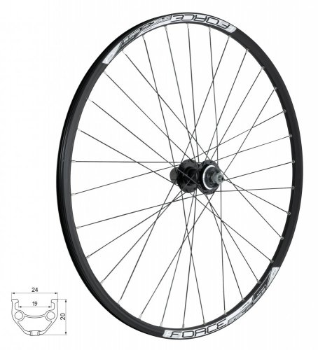 "Force Basic 29"" CL"