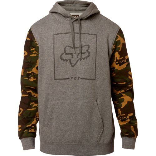 3721f89f26 Fox Chapped Camo Pullover Fleece