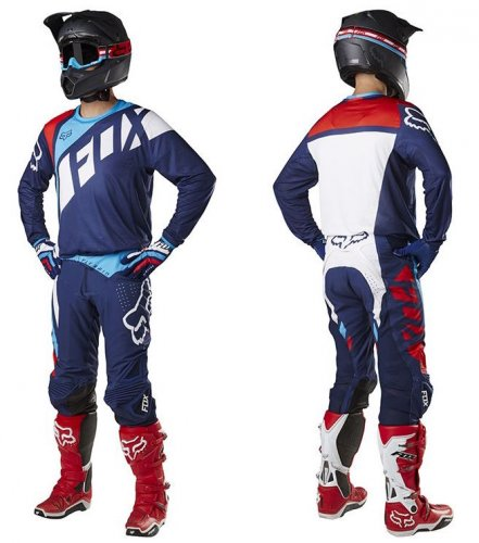 Fox Flexair Seca MX17 Gear Set
