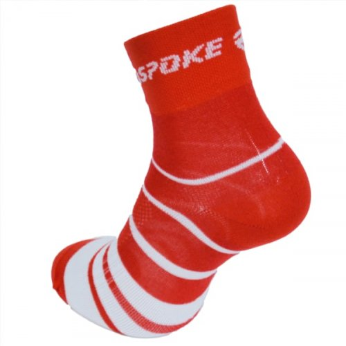 SPOKE Kids Race Socks