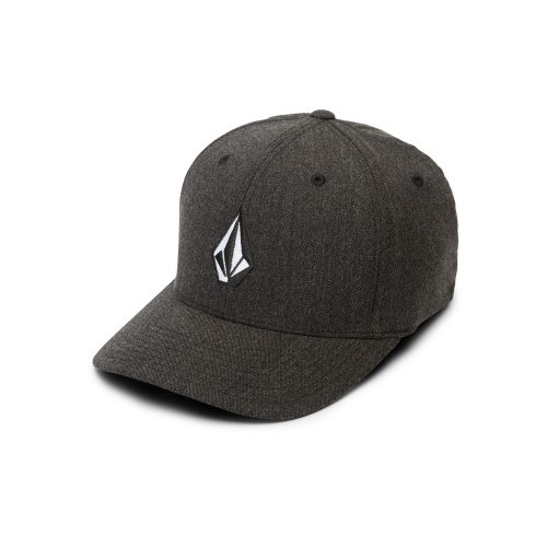 Volcom Full Stone Heather Xfit Hat 58761ac3aa